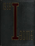 1938 Bomb - Iowa State University Yearbook