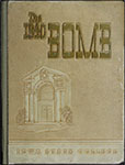 1940 Bomb - Iowa State University Yearbook