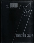 1946 Bomb - Iowa State University Yearbook