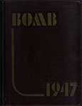 1947 Bomb - Iowa State University Yearbook