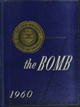 1960 Bomb - Iowa State University Yearbook