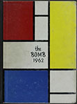 1962 Bomb - Iowa State University Yearbook