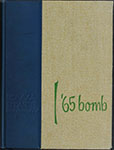 1965 Bomb - Iowa State University Yearbook