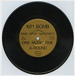 1971: Record Bomb - Iowa State University Yearbook