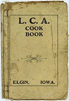 Cemetery Association Cook Book