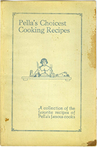 Pella's Choicest Cooking Recipes
