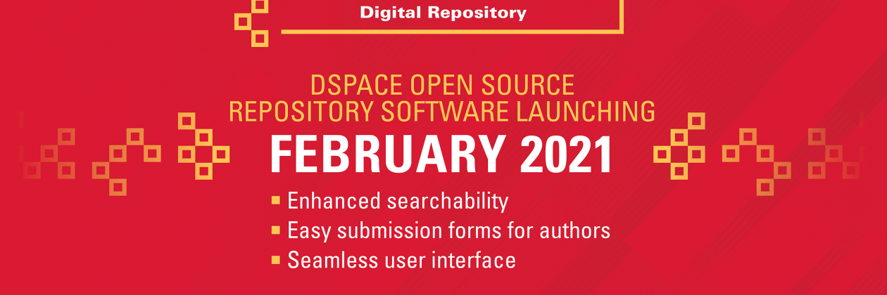 New Software for Digital Repository February 2021